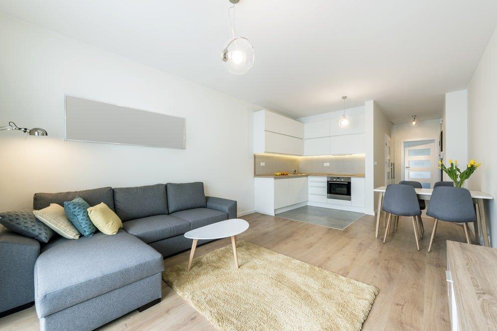 vantagens de morar em apartamento