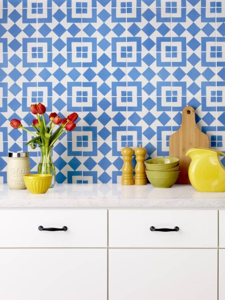 decoração de azulejos na cozinha