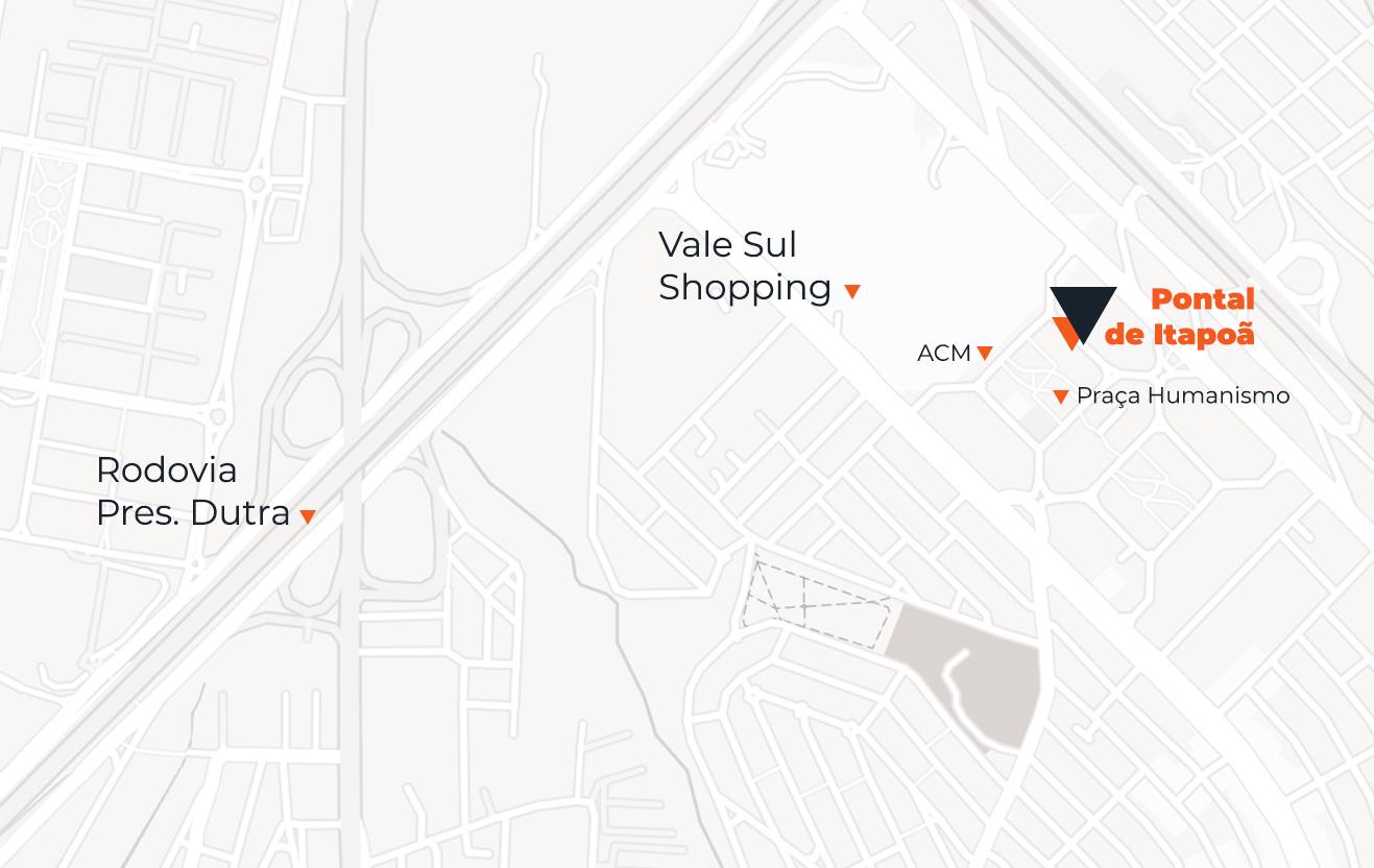 Apartamento em São José dos Campos: Conheça o Pontal de Itapoã